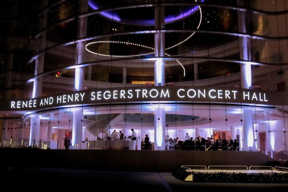 Segerstrom Concert